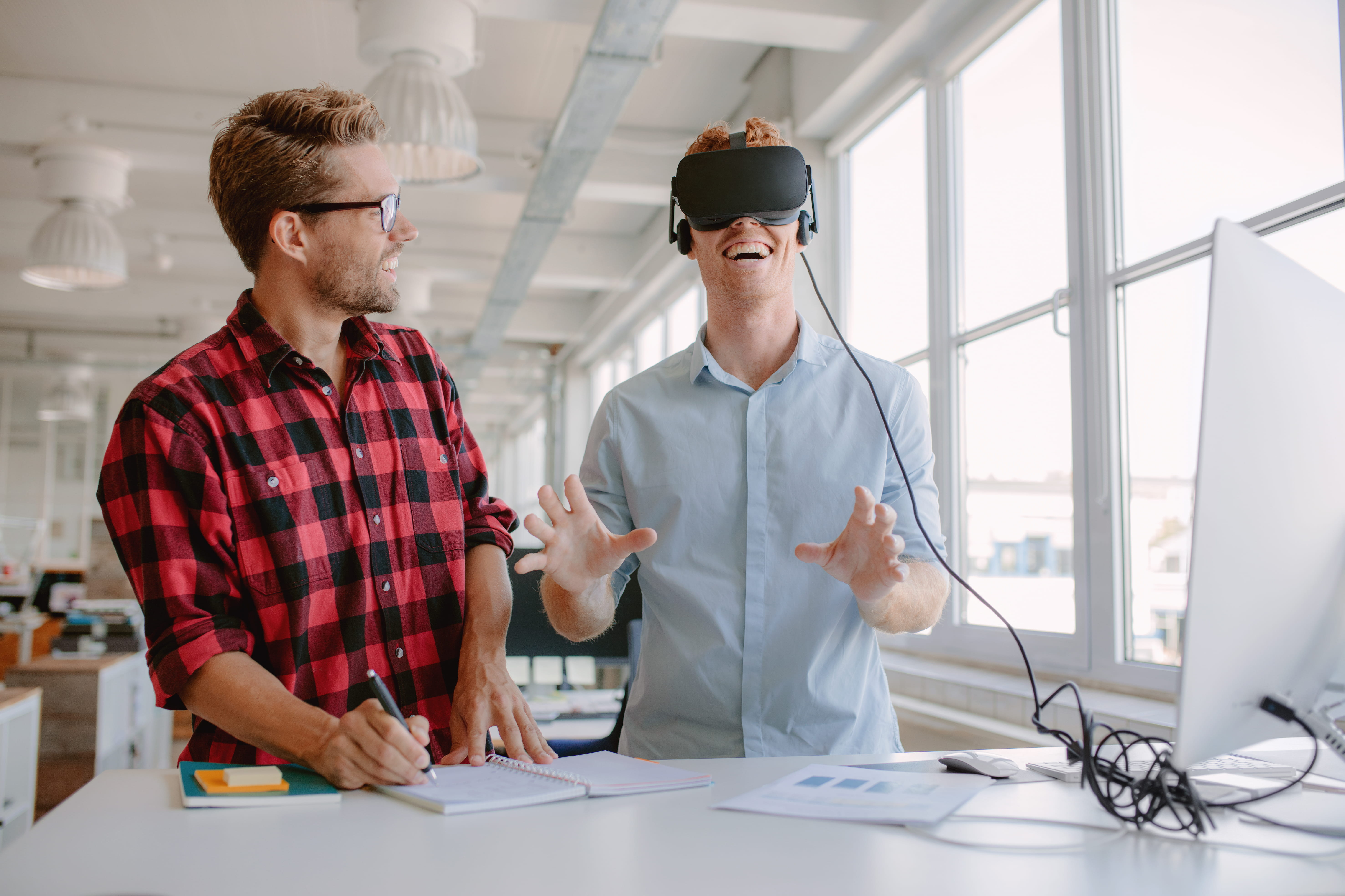 Is VR the Content Marketing Trend of 2017
