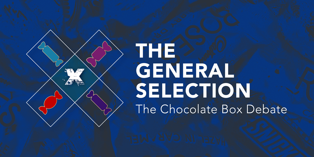 The UK's favourite Christmas chocolate box is finally revealed in the 2019 General Selection