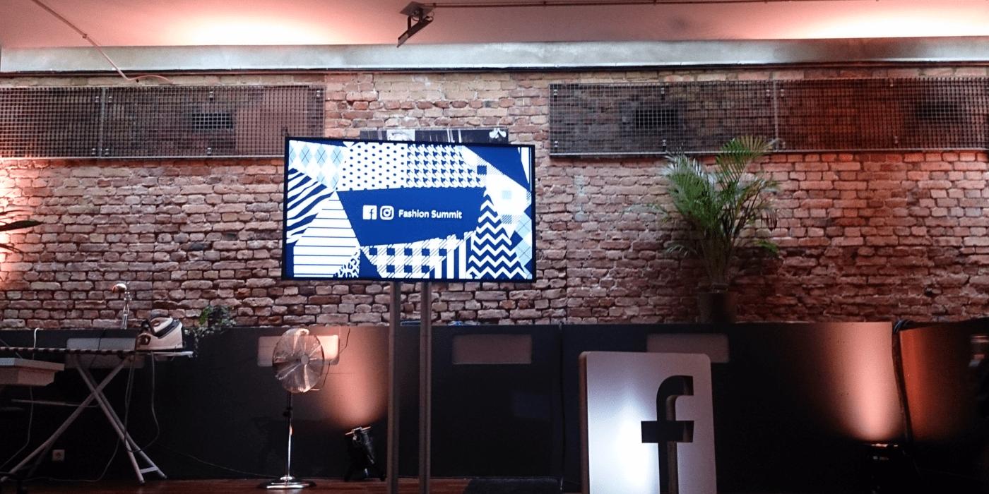 Facebook Fashion Summit