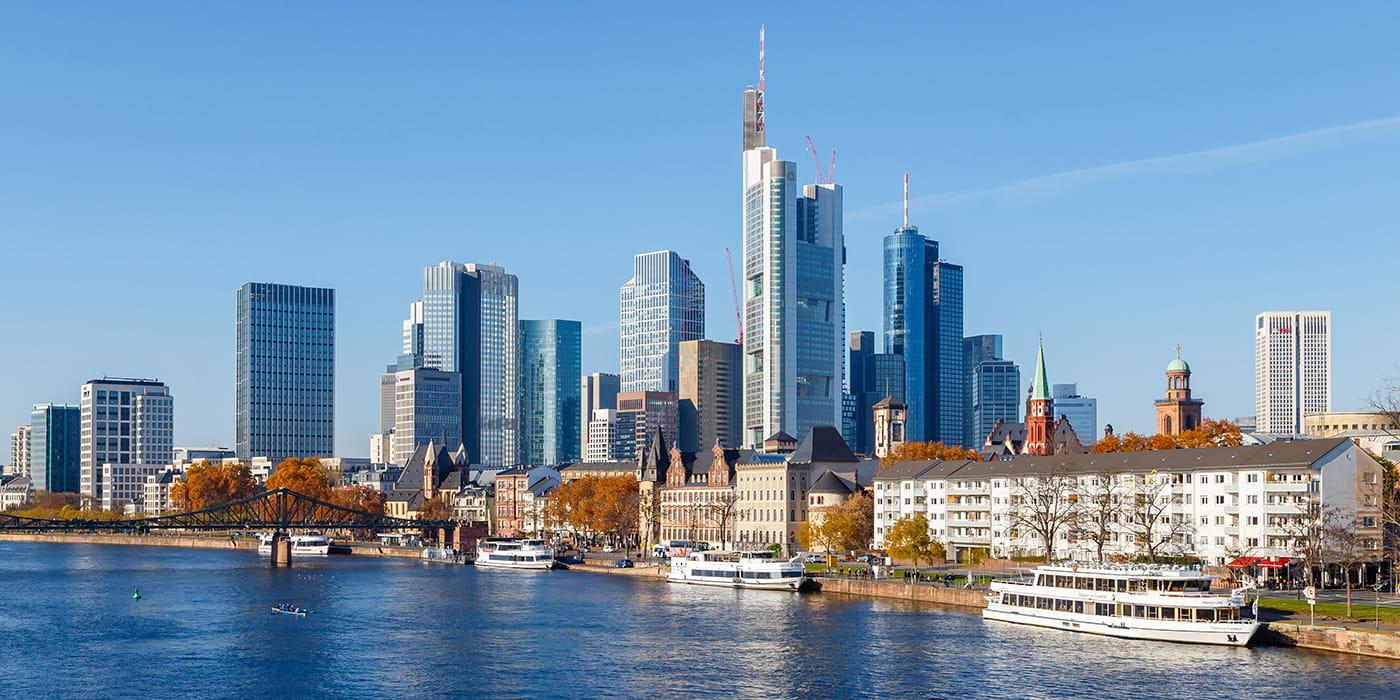 Hallo Frankfurt Unser neues Office in Mainhattan
