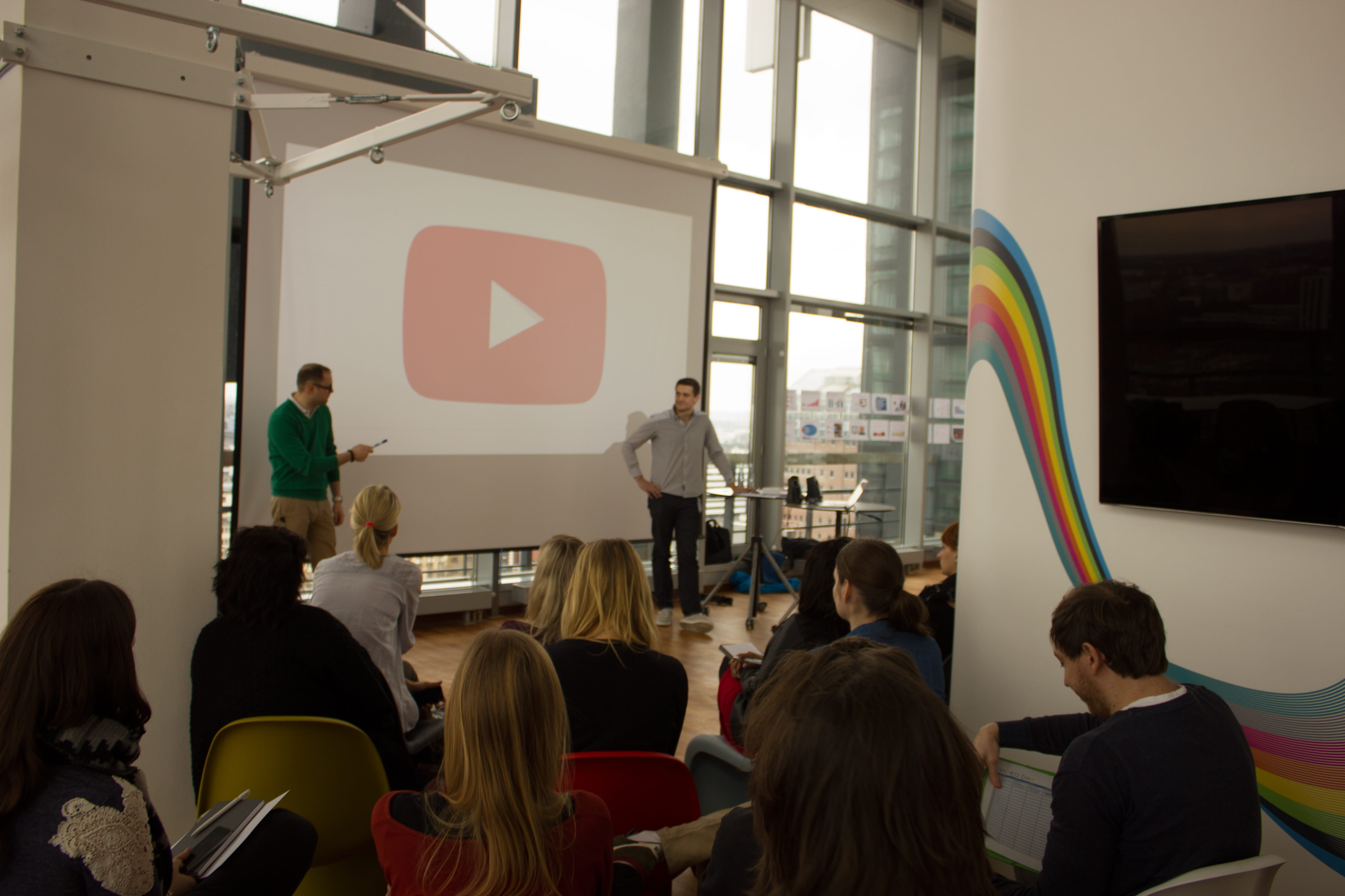 Video Day in Hamburg