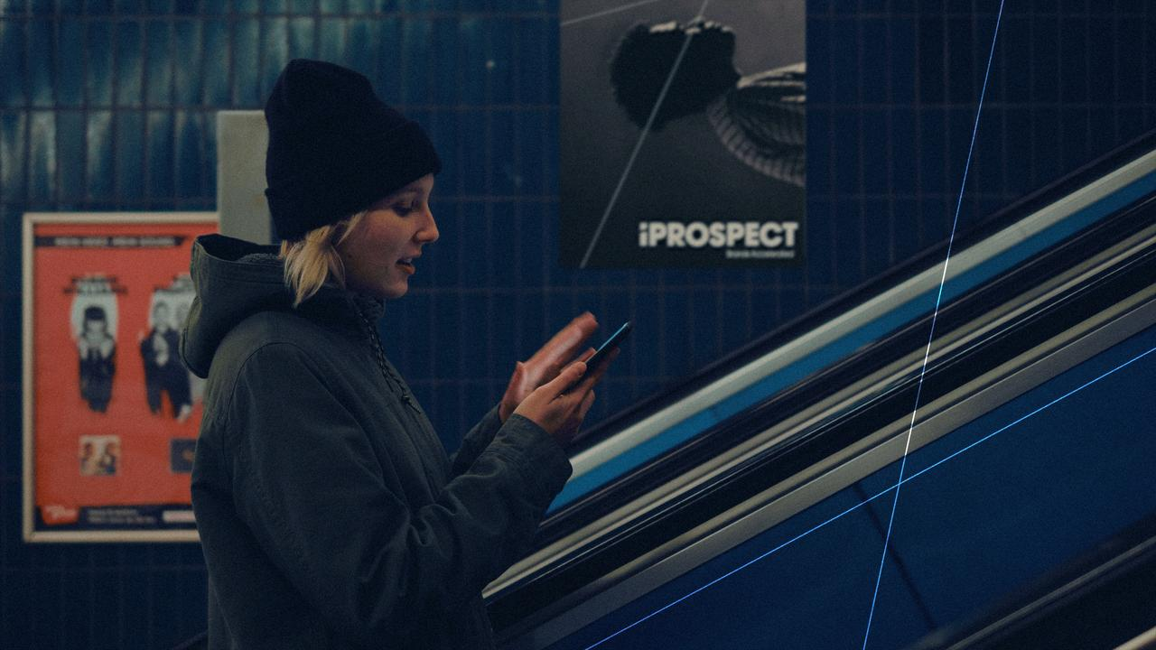 RELAUNCH OF iPROSPECT